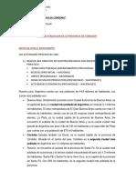 SEMINARIO DE CÓRDOBA ACTIVIDAD - Yamila B Pedraza
