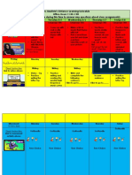 distance learning weekly schedule week 3