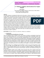 Journal on Compliance with Taxation in East Gojjam-Ethiopia.pdf