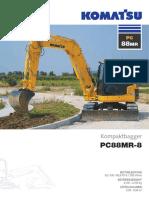 Komatsu PC 88.pdf