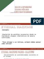 SEGURIDAD DE LA INFORMACION ETICHAL HACKING