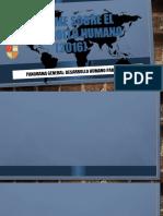 INFORME SOBRE EL DESARROLLO HUMANO (2016)