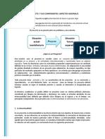 Lectura 3 - Generalidades de los proyectos
