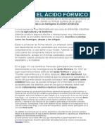 QUÉ ES EL ÁCIDO FÓRMICO.docx