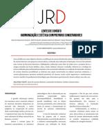 LENTES DE CONTATO HARMONIZAÇÃO E ESTÉTICA COM PREPAROS CONSERVADORES