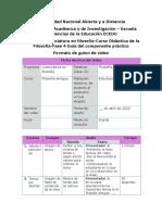 fomatoGuionVideoComponentePractico Didactica LIFI