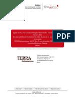 Encalado y fertilización fosfatada en el cultivo de papa en un Andosol de la Sierra Veracruzana