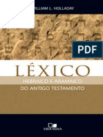 Léxico Hebraico e Aramaico do Antigo Testamento - William Holladay.pdf
