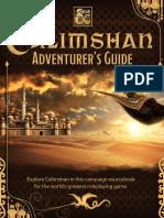D&D5e - Calimshan Adventurer's Guide.pdf