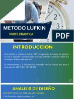 METODO  LUFKIN