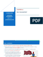 SE - Ch.16 - Risk Management