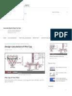 Design Calculation of Pile Cap.pdf