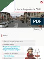 Las Estructuras en la Ingeniería Civil