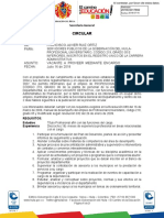 VACANTE PLANEACION PROYECTOS 3165000