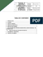 PRO-SST-002-PROGRAMA DE INDUCCION Y REINDUCCION EN SST