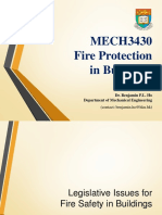 Session 03 - Legislative Issues for Fire Services