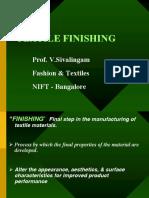 TCP - II FINISHES