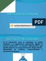 RIESGO PSICOSOCIAL - EXPOSICIÒN
