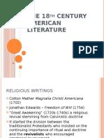 The_18th_Century_American_Literature