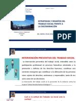 PRECISA LA FUNCIÓN DEL TRABAJADOR SOCIAL RESPECTO DE LOS DDHH