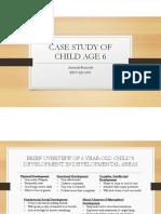 case study of child age 6