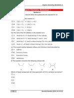 Edexcel_IAS_Organic Chemistry_1