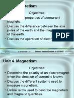 Delmar Unit 04 Magnetism 3ed