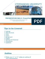 Presentation Skills_PowerPoint