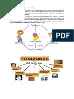 Linguistica, funciones del lenguaje