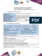 Guía de actividades y rúbrica de evaluación - Ciclo de la tarea - Tarea 2.pdf