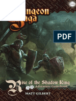 Rise of The Shadow King - Gamebook
