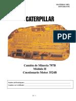Modulo II - MotorPreparación