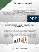La psicología cultural