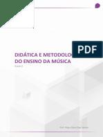 TEXTO BASE 2 - DIDATICA E METODOLOGIA