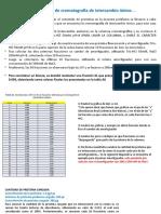 Datos a analizar (1)