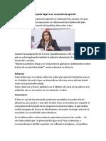 Perú puede llegar a ser una potencia agrícola.docx