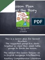 portfolio project 10  lesson plan