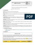 6. P-CF-06 PROCEDIMIENTO DE MUESTREOS PARA FERTILIZACIÓN Y MANEJO DE SUELOS