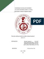 informe de proteccion catodica por anodo de corrosion y sistema de pinturas