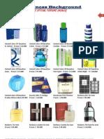 Perfumes y Colonias 100% Origin Ales