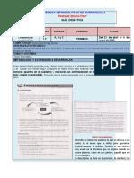 C. COM. GUÍA PRIMER P. TEXTO DESCRIPTIVO  11º (2020)