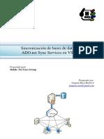 Sincronizacion de datos para Mobile con ADO.NET Sync Services
