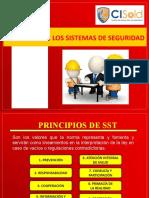 1. PRINCIPIOS DE LOS SISTEMAS DE SEGURIDAD SEGURIDAD (1)
