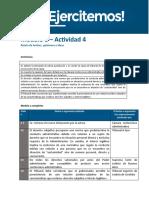 API 1 PROCESAL IV