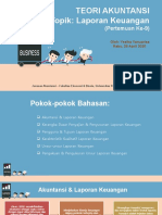 29 April 2020 - Materi Laporan Keuangan