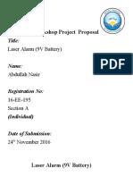 Electronic Workshop Project Proposal.docx