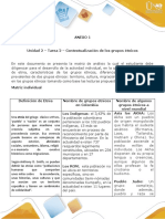 Anexo 1. Tarea 2 – Contextualización de los grupos étnicos (1)