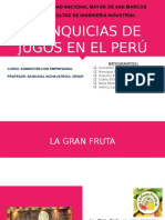 Franquicias de jugos en el Peru - copia.pptx