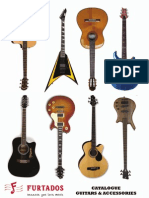 Guitar Catalogue - June 2010