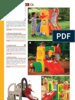 Catálogo don pipo 2010-2011 - Área de juegos de exterior